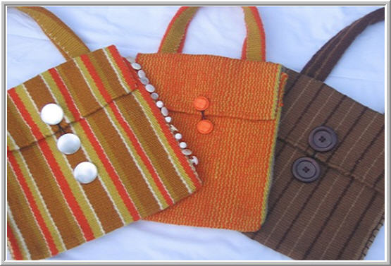 Carpet-bags by Paula Kautz-LaPorte